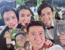 """Lưu Hương Giang, Hồ Hoài Anh hạnh phúc sau """"ồn ào"""" hôn nhân"""