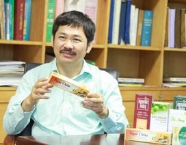 """Tổng Giám đốc Dược phẩm Hoa Linh: Thương trường, tôi ví như """"tình trường"""""""