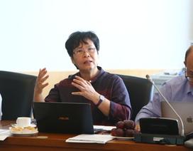 """Chung khảo Nhân tài Đất Việt: Giám khảo """"soi"""" sản phẩm, thí sinh """"mướt mồ hôi"""""""