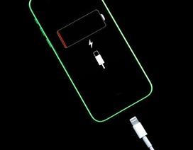 Cách sạc pin nhanh 'thần tốc' cho iPhone
