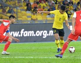 Đánh bại Tajikistan ở trận giao hữu, đội tuyển Malaysia đã sẵn sàng tiếp Thái Lan