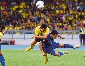 Đội tuyển Thái Lan và nỗi ám ảnh mang tên Malaysia tại Bukit Jalil