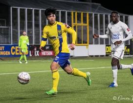 Không thi đấu ở Sint Truidense, vì sao HLV Park Hang Seo vẫn tin tưởng Công Phượng?