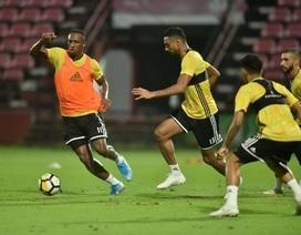 UAE rèn quân ở Thái Lan, chờ quyết đấu đội tuyển Việt Nam