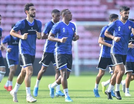 """Lãnh đội UAE: """"Đội tuyển UAE buộc phải thắng tuyển Việt Nam"""""""