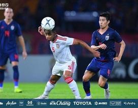 """Đâu là """"tử huyệt"""" của đội tuyển UAE trước trận gặp tuyển Việt Nam?"""
