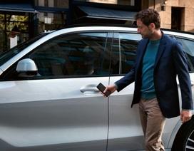 Trong tương lai có thể mở cửa ô tô không cần chìa ngay cả khi smartphone hết pin