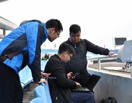 Viettel áp dụng công nghệ hiện đại nhất phục vụ trận Việt Nam-UAE