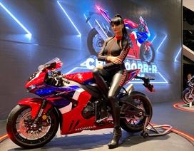 Honda CBR1000RR-R ra mắt, tranh tài ở World Superbike 2020