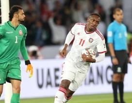 """Ngôi sao UAE: """"Chúng tôi tới Việt Nam để giành 3 điểm"""""""