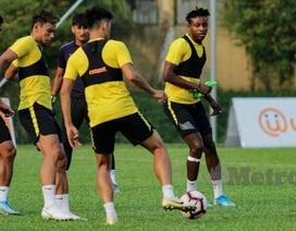 Ngôi sao nhập tịch của Malaysia tuyên bố sẽ đánh bại Thái Lan