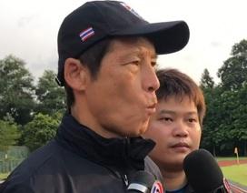 Thái Lan chưa từng thắng tại Malaysia, HLV Nishino nói gì?