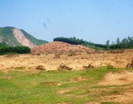 Vụ nguyên chủ nhiệm HTX chiếm hàng chục ha đất công: UBND huyện quyết làm sáng tỏ