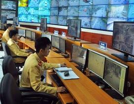 Hà Nội: Hơn 10 tháng, phạt nguội 1.500 trường hợp vi phạm giao thông