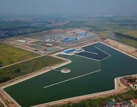 Nước nhà máy sông Đuống đắt đỏ: Kiểm soát chặt từ đầu, đã không như thế…!