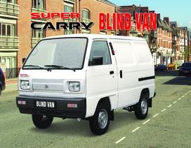 """Suzuki Super Carry Blind Van - Xe tải """"Nhỏ mà có võ"""""""