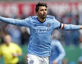 David Villa chia tay sự nghiệp sân cỏ ở tuổi 37