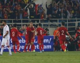 Việt Nam 1-0 UAE: Tiến Linh ghi bàn đẳng cấp