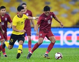 Nhìn lại thất bại cay đắng của tuyển Thái Lan trên sân của Malaysia