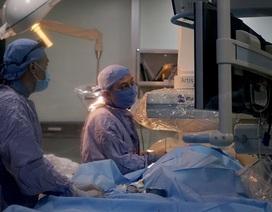 Phương pháp đơn giản tái thông đường mật cho bệnh nhân ung thư