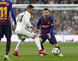 """La Liga chốt ngày diễn ra trận """"siêu kinh điển"""" giữa Real Madrid với Barcelona"""