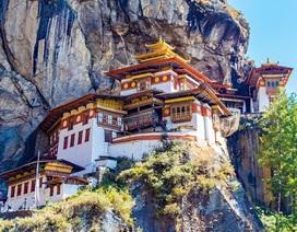 """Bạn trẻ thử """"sống chậm"""" ở vương quốc Bhutan"""