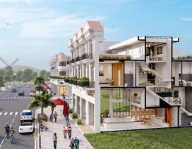 Nhà phố thương mại Nghĩa Hành New Center - Điểm sáng cho thị trường BĐS Quảng Ngãi