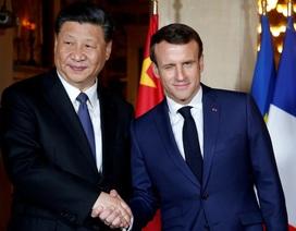 """Trung Quốc chưa """"đủ sức"""" lôi kéo Pháp dừng hành động trên Biển Đông"""