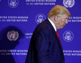 """Cử tri Mỹ chia rẽ trước """"sóng gió"""" luận tội Tổng thống Trump"""
