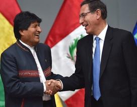 """Khủng hoảng Bolivia hé lộ """"bức tranh tối màu"""" ở Mỹ Latin"""