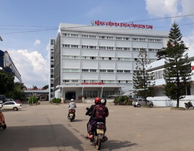 Kon Tum: 1 bệnh nhân tử vong do cúm A/H1N1