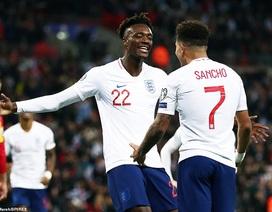 """Anh 7-0 Montenegro: """"Tam sư"""" đoạt vé dự Euro 2020"""