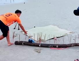 Phát hiện thi thể không đầu trôi vào bãi biển