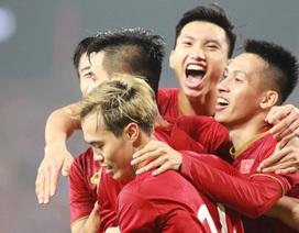 Đội tuyển Việt Nam nhận thưởng nóng hơn 2 tỷ đồng sau trận thắng UAE