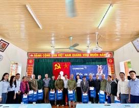 Eximbank đền ơn đáp nghĩa tại xã Tam Thái, huyện Tương Dương, tỉnh Nghệ An