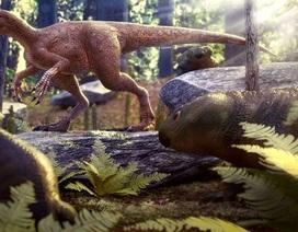 Phát hiện loài khủng long ăn thịt lâu đời nhất thế giới