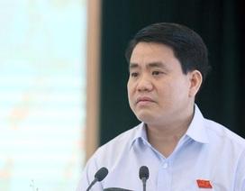 """Chủ tịch Hà Nội: """"Không có lợi ích nhóm"""" trong việc làm nhà máy nước sông Đuống"""