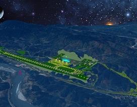 Phê duyệt quy hoạch sân bay Sa Pa công suất 3 triệu lượt khách/năm