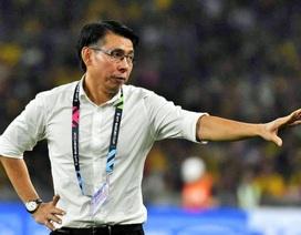 """HLV Tan Cheng Hoe: """"Chiến thắng trước Thái Lan tạo động lực cho Malaysia"""""""
