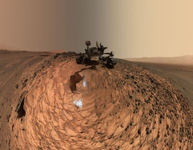 Nguồn ô xy bí ẩn trong khí quyển sao Hỏa không ai giải thích được