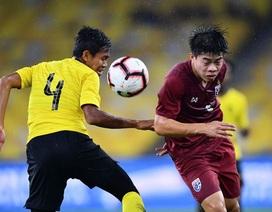 Báo châu Á chê Thái Lan thiếu sáng tạo trong trận thua Malaysia