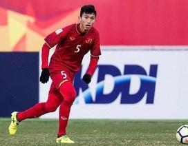Đoàn Văn Hậu được đề cử giải Cầu thủ trẻ xuất sắc nhất châu Á
