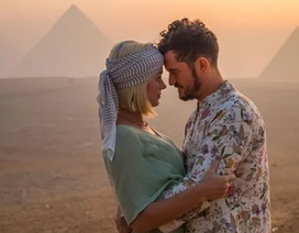 Orlando Bloom mong muốn có con với Katy Perry