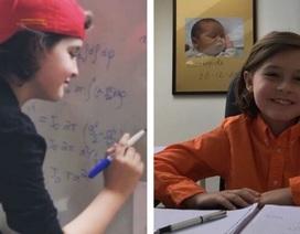 Cậu bé lập kỷ lục thế giới vì tốt nghiệp đại học khi mới 9 tuổi