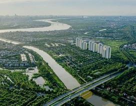 """Làn sóng dịch chuyển ra """"bên kia"""" sông Hồng: Bất động sản Đông Nam hút giới đầu tư"""
