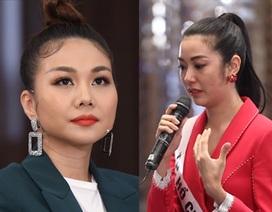 """Thúy Vân bật khóc khi Thanh Hằng nhận định """"thiếu trái tim"""""""