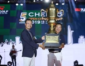 Golfer Nguyễn Hữu Hoàng ghi HIO tại giải Chervo