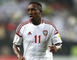 Tiền vệ UAE chỉ trích HLV Van Marwijk sai lầm trong cách dùng người