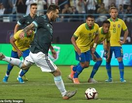 Messi ghi bàn duy nhất, Argentina phục thù thành công trước Brazil
