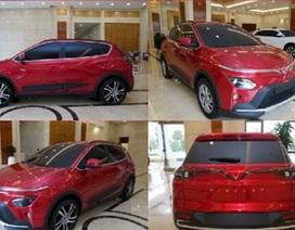 Để lộ hình ảnh hai mẫu ô tô mới, VinFast chuẩn bị tham gia phân khúc crossover?